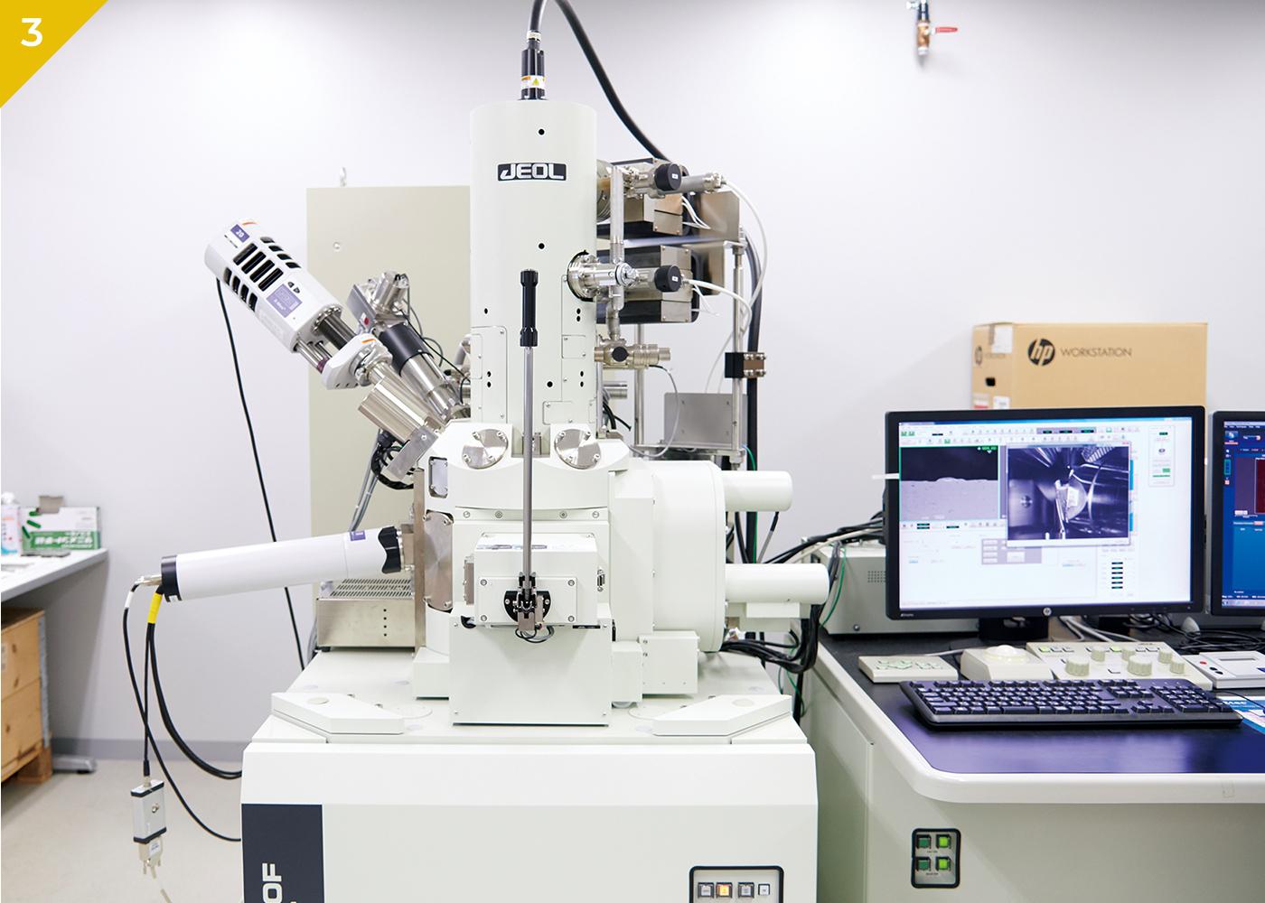 走査型電子顕微鏡